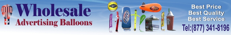 Wholesale advertising balloons